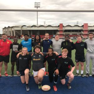 Colby, Rugby student, France