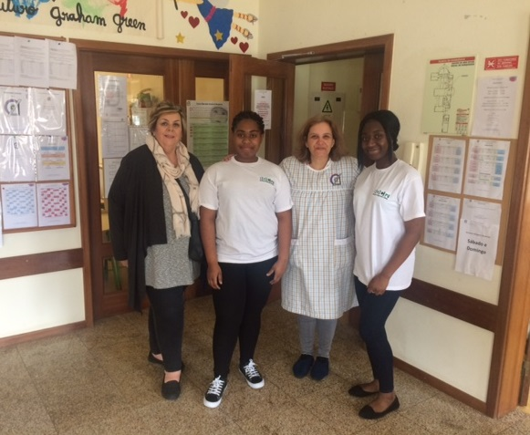 Jacqueline, Health & Social Care Tutor, Portugal