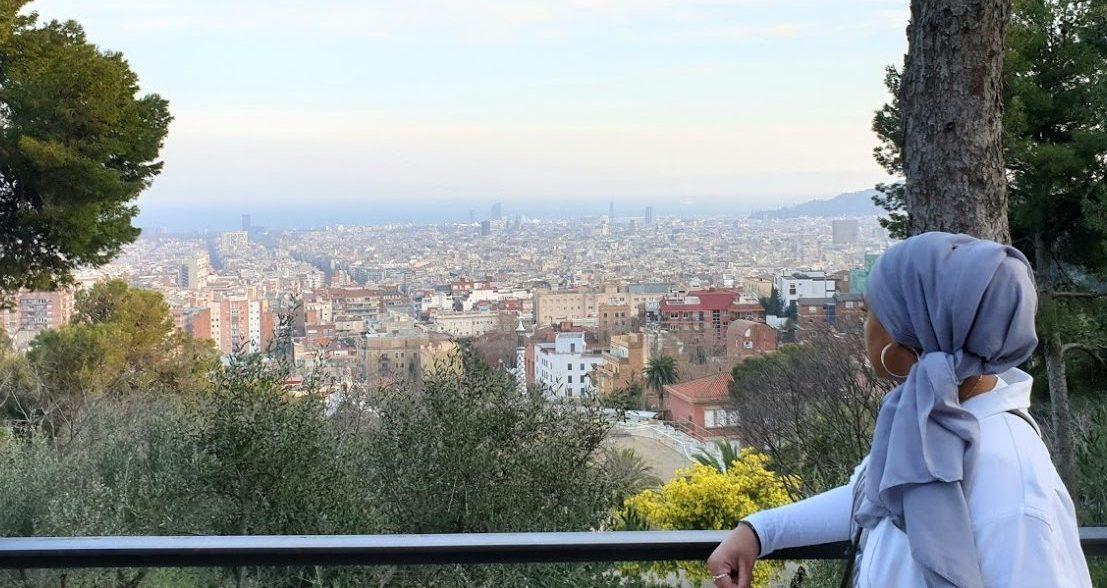 Maryam, Creatives student, Barcelona